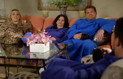 Cougars in Snuggies